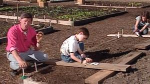 Gardening W/Kids/Garden Trellises/Wine Tasting