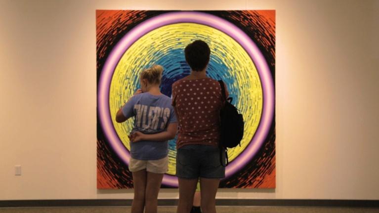 Greetings from Iowa: Modern Art in Belle Plaine