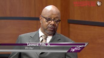 Aware! Profile: Leonard Pitts