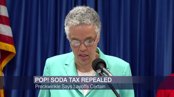 Cook County Soda Tax Repealed