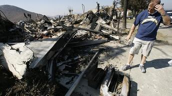 Roundtable: Covering The 2007 Fires