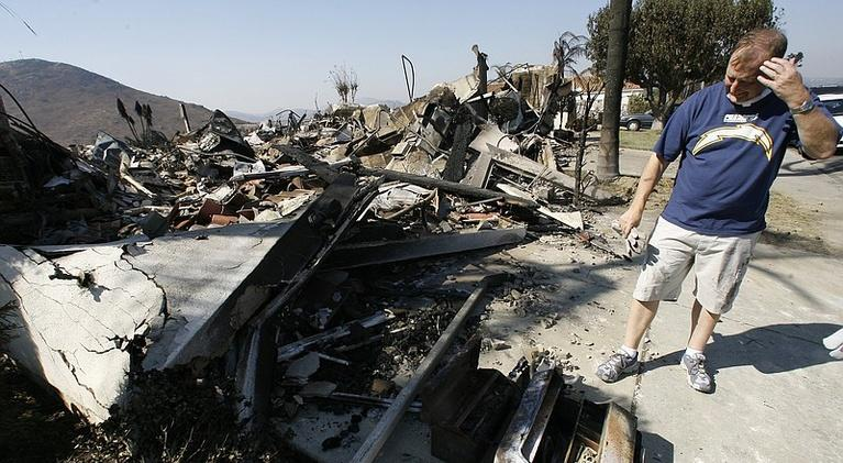 KPBS Roundtable: Roundtable: Covering The 2007 Fires