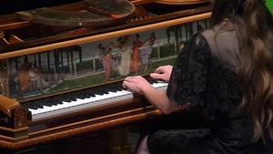 The 5 Browns Steinway Art Case Piano concert at FSU