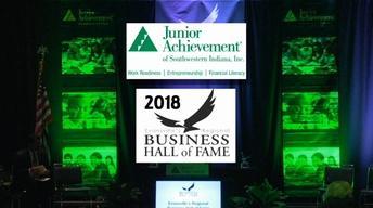 JA Hall of Fame 2018