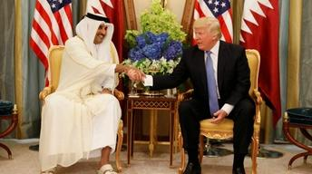 U.S. sells arms to Qatar, complicating Gulf dispute