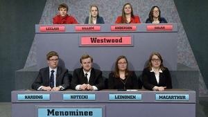 4035 2018 Quarterfinal 3: Westwood vs Menominee