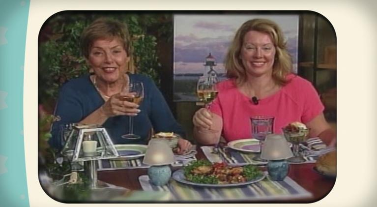 Dinner & A Book: Alice Martin Tribute
