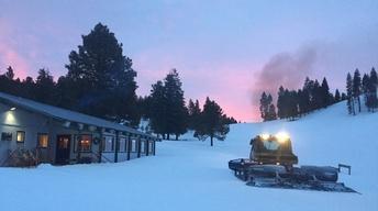 A Classic Ski Hill