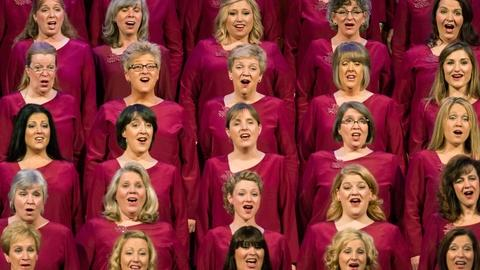 Christmas with the Mormon Tabernacle Choir -- How Excellent Thy Name