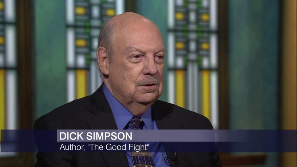 Dick Simpson on His Life as a Chicago Progressive image