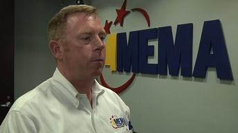 MEMA Executive Director Lee Smithson on Hurricane Harvey