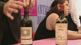 S21 Ep24: Appraisal: 1928 & 1959 Bordeaux Wine Bottles