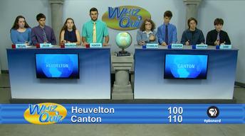 Heuvelton vs. Canton 2017