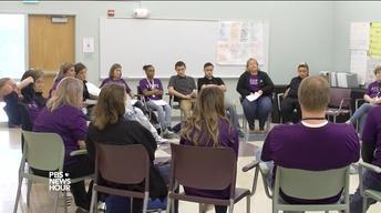 Innovative high school helps students battling addictions
