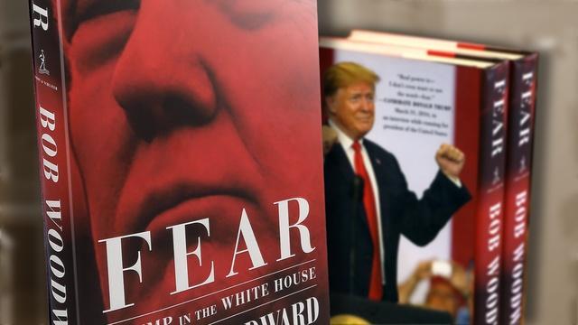 "FULL EPISODE: ""Fear"" inside the Trump White House"