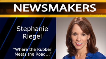 "Stephanie Riegel - ""Where the Rubber Meets the Road...."""