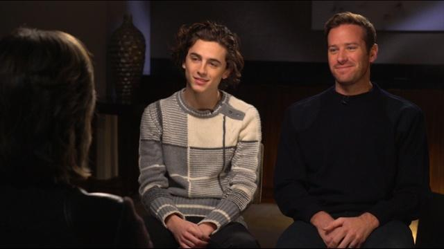 Amanpour: Foreign Affairs and 'Call Me By Your Name'