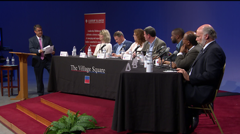 Village Square: Tallahassee Town Hall 2018