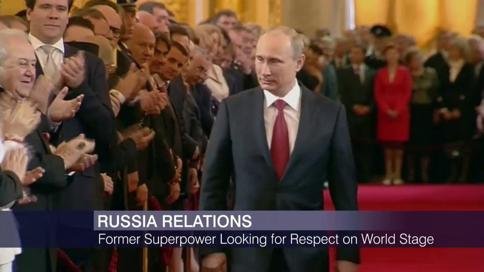 Putin Playing a 'Long Game' to Restore Russian Influence image