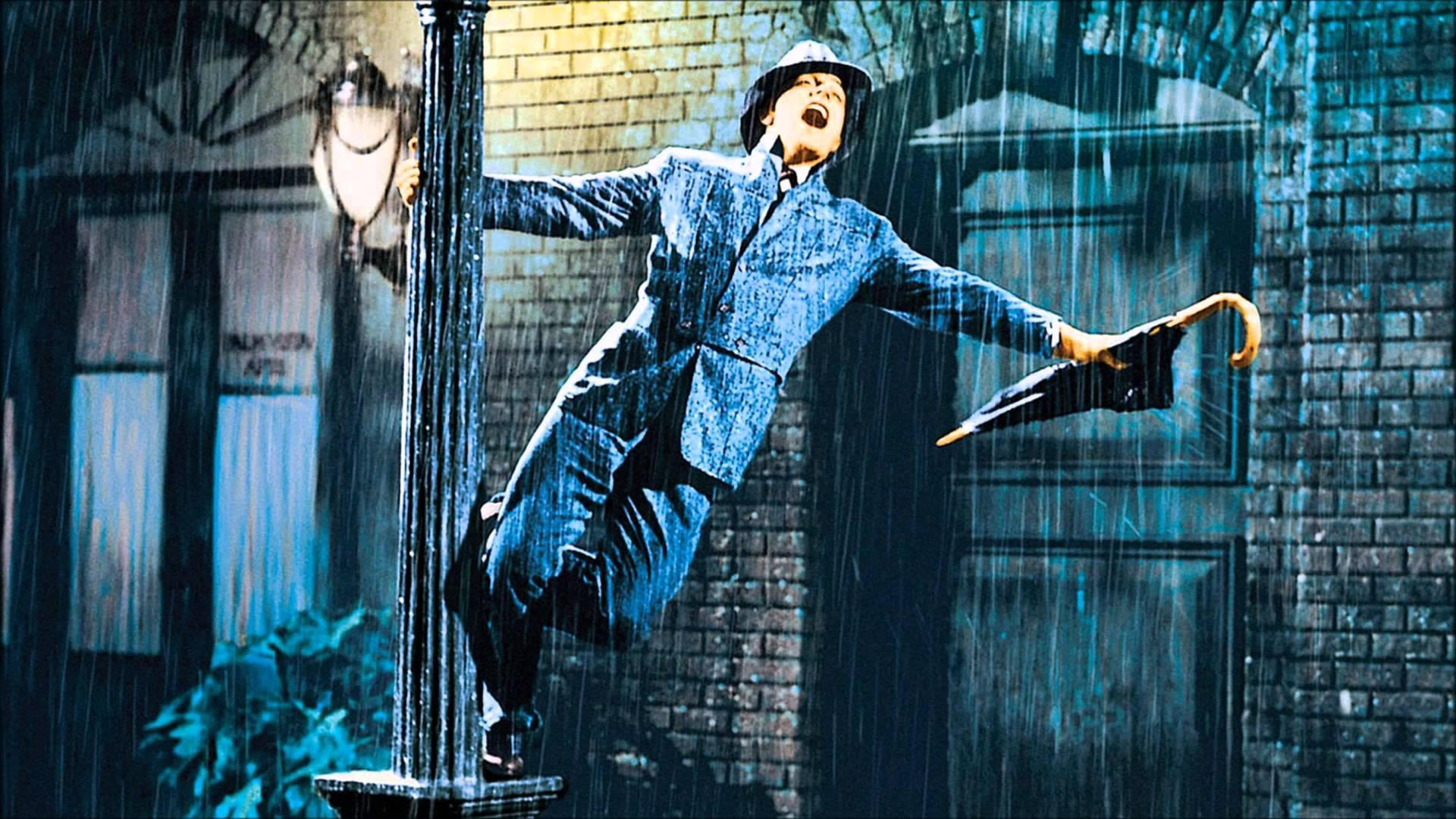 Singing in the Rain WEB EXTRA