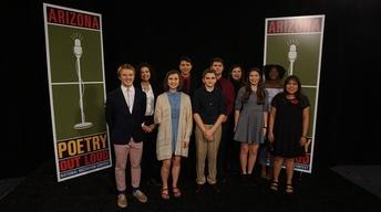 Arizona Poetry Out Loud 2018