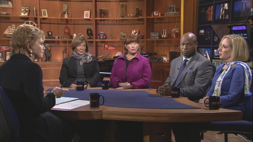 State Lawmakers Speak About Sexual Harassment in Springfield image