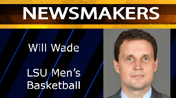 Will Wade, LSU Men's Basketball Coach, LSU Men's Basketball