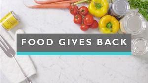 Food Gives Back