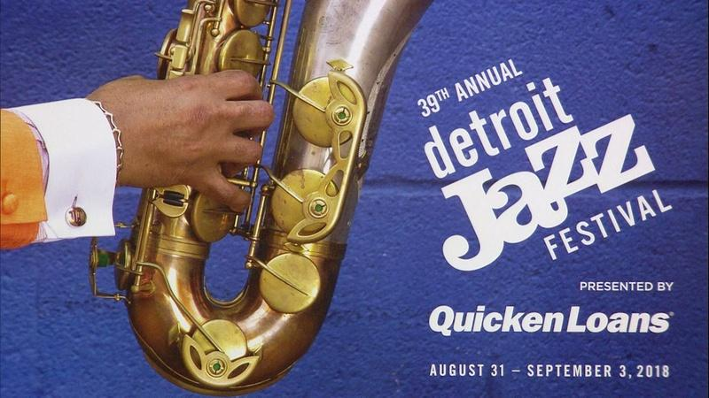 The 39th Annual Detroit Jazz Festival