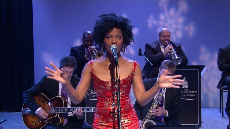 Black Issues Forum: Christmas with John Brown & Nnenna Freelon
