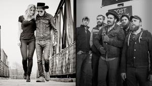 Whitehorse / Red Wanting Blue