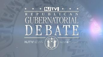 New Jersey Gubernatorial Republican Primary Debate