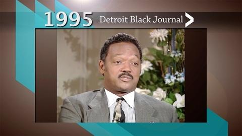 American Black Journal -- Detroit Black Journal Interview: Jesse Jackson