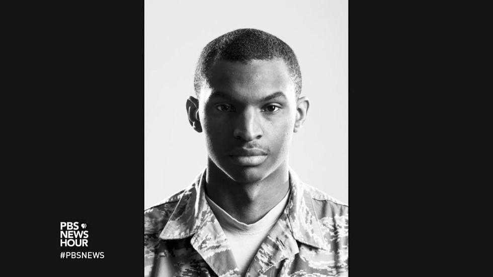 Portraits of veterans show us what service looks like image