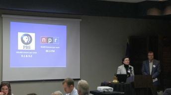 Regional Voices: Dr. Linda Bennett & Brad Kimmel, WNIN