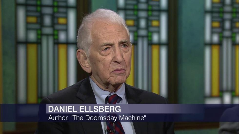 Daniel Ellsberg Reveals Secrets of America Doomsday Machine image