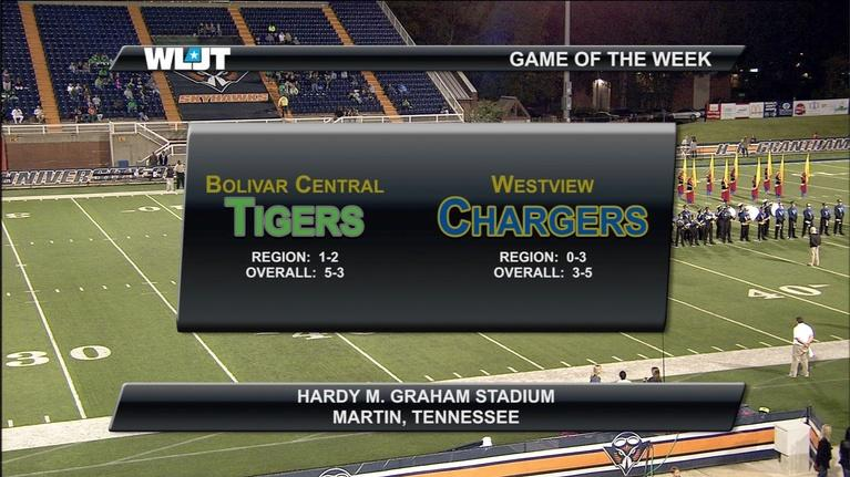 Game of the Week: Bolivar Central vs Westview High School