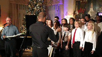 An Evening at the Governor's Mansion A Christmas Celebration