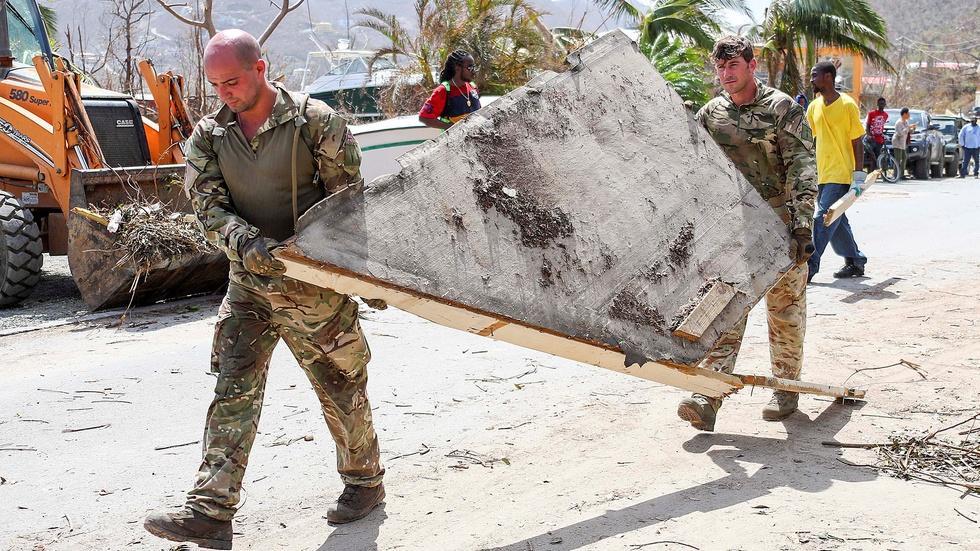 U.S. Virgin Islands residents feel forgotten after Irma image