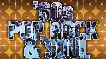 60's Pop, Rock & Soul