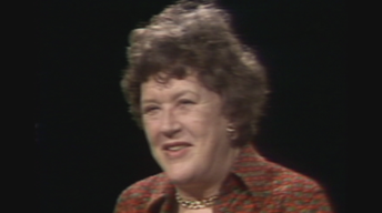 1978 Julia Child Interview with John Callaway