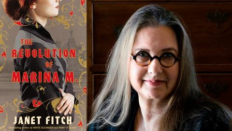 Book View Now -- Janet Fitch | 2017 Miami Book Fair