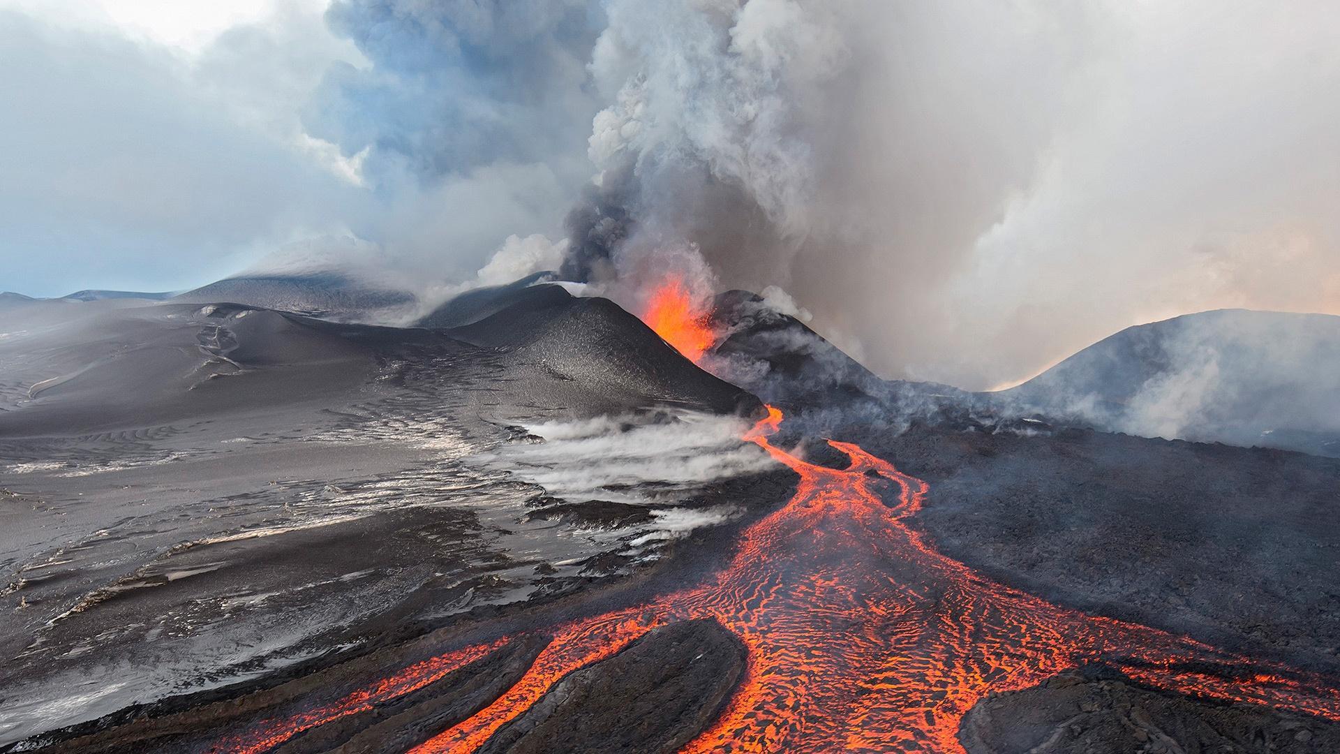 volcano essay titles