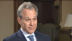 One-on-one with Attorney General Eric Schneiderman