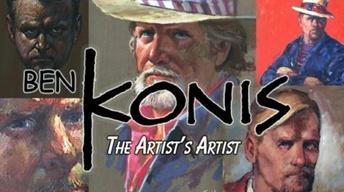 Ben Konis: The Artist's Artist