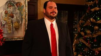 Eric Barry: Home for Christmas