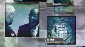 Amarillo Interim City Manager, Terry Childers