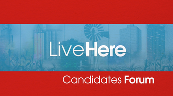 LIVE Candidates Forum