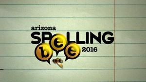 Arizona Spelling Bee 2016