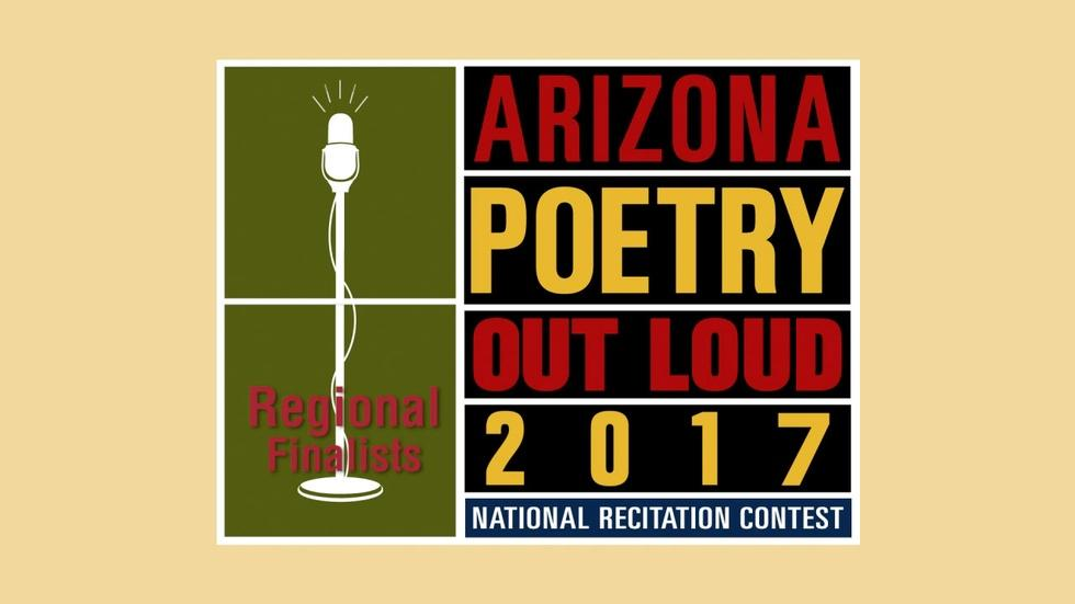 Arizona Poetry Out Loud 2017 image